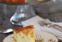 Recettes dessert