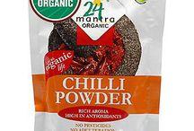 Buy Online 24 Mantra Organic Chili Powder from USA