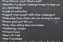Challenge Group Ideas