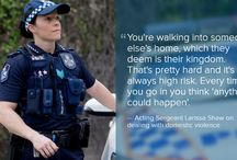 Battle against domestic violence / Australian police deal with an estimated 657 domestic violence matters on average every day of the year. That's one every two minutes. / by ABC News