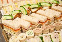 High tea / Sandwiches