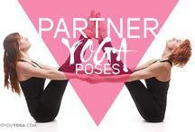 Partner Yoga