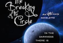 """The Breaking of the Circle / A moodboard for my short story """"The Breaking of the Circle""""."""