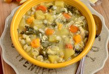 Soup, Stew & Chili / by Susan D'Agostino