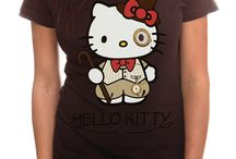 hello kitty... i can't help it....i♥her / by Caryn Amos