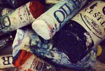 Art, Streetart, Rap, Hip-Hop culture, Music  / Art, Streetart, Rap, Hip-Hop culture, Music
