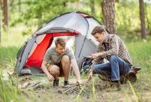 Type of Tent / Find out all you need to know about camping tents and how to pick the right one according to your needs!
