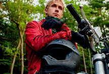 The Place Beyond The Pines Movie Jackets