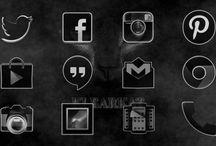 KlearKat Theme CM11/12/13 DU10 v3.7.1