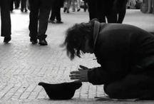 бездомные Лондона.