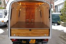 Piaggio and Food Truck Conversions / Best in class mobile coffee and catering solutions
