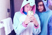 Sam and Colby / TFIL