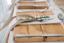 Inspiration Tischdekoration
