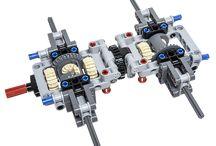 Lego Tech