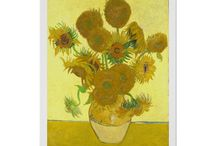 Fine Art Posters and Prints / Reproductions of fine art paintings, drawings and photographs. / by monica kay