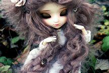 penteados bonecas
