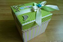 Wedding invitations and other paper craft