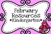 February Resources for Kindergarten / This board is for February resources for Kindergarten. Please only pin one paid resource per day, or you will be removed. You can pin as many free resources or ideas as you like.  If you're interested in pinning to this board, please follow and send an e-mail to mrsroltgen (at) gmail (dot) com. Thanks! / by Resources by Mrs. Roltgen