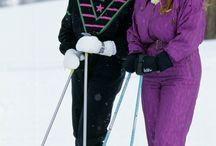 Royals Skiing