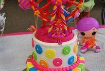Lalaloopsies birthday