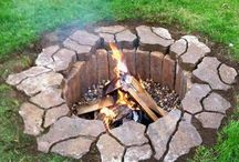 Fire Pits DIY / by Kit Kellison