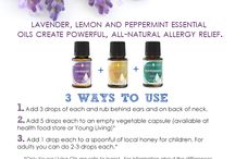 Essential Oils / by Erica Pitts