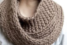 Cowls, Infinity Scarves and More