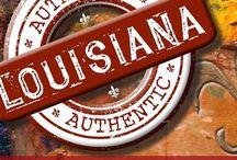 Louisiana Shopping / Shopping Experiences of Louisiana