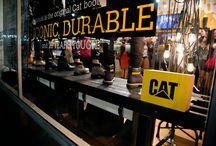 """Best Of"" Cat Pop-Up, Ocotober 2014 / Cat Footwear's First Ever Pop-up in New York!"