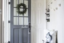 Entryway Home Inspiration