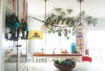 Christmas decor / Christmas decor inspiration from OpenDoor Studio