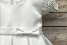 Blessing/Baptism Dresses