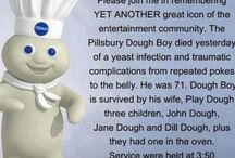 Doughboy / Humor / by Pam Pingel