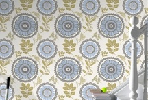 wallpaper ideas / by Kelley Wendt