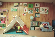 Children's Spaces / by Jennifer Pike