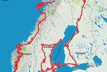 Trip durch Skandinavien
