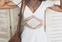 Boho fashion /  Hippie, gypsy, etno & moderna