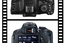 Canon camera Eos Rebel T5i