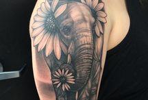 girasol tattoo