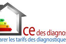 Diagnostic énergétique DPE / Performance énergétique, Audit énergétique, Étude thermique, Thermographie, Infiltrométrie, Étanchéité à l'air des bâtiments, RT 2012, Logement BBC