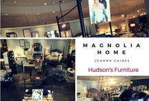Magnolia Homes by Joanna Gaines / Our newest collection featuring everything you need for your home. Look for it in a Hudson's Furniture store near you soon!  / by Hudson's Furniture