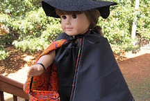 American Girl Doll Clothes / by Becky Galbraith