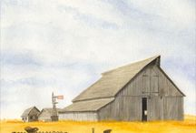 Barns / by Denise Walker