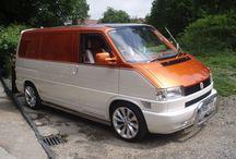 VW T4, T5