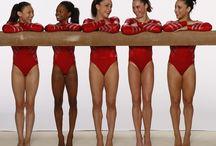 Gymnastics / by Haley Sayre