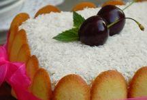 Gâteaux Mont Blanc