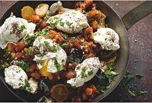 Vegetarian Breakfast and Brunch
