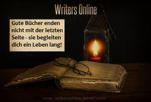 Writers Online Sprüche / Sprüche um das Thema Lesen, Schreiben, Bücher