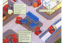 PRL / Pines en relación a Prevención de Riesgos Laborales