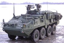 militær køretøjer
